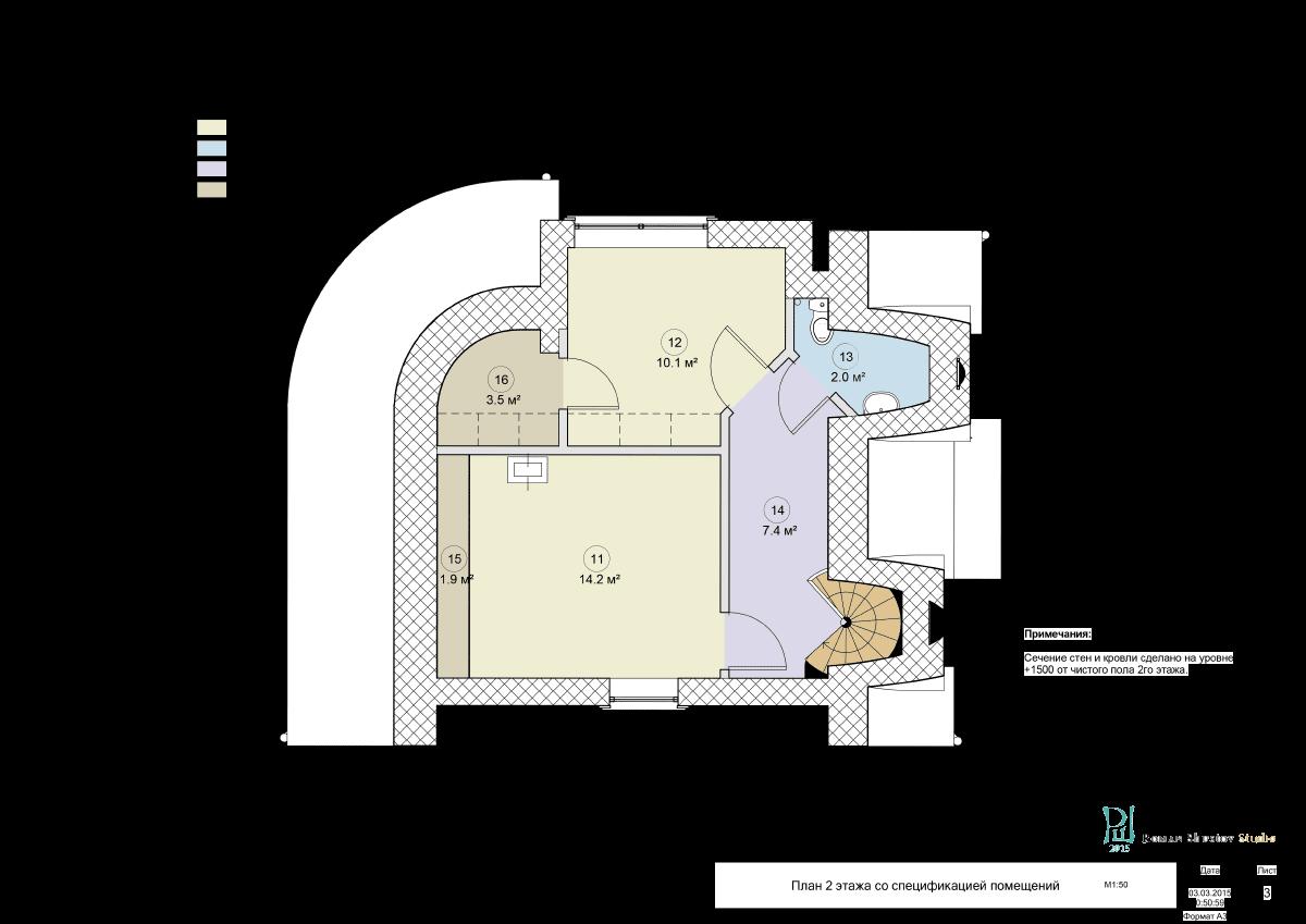 Дом-95м---План2эт
