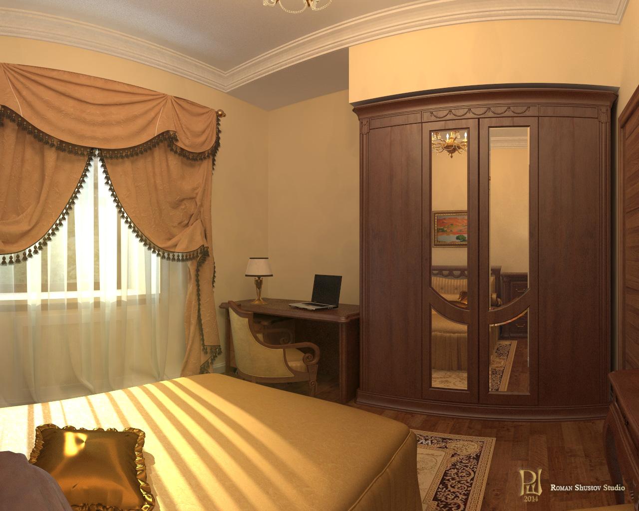 Спальня гостевая-2 03